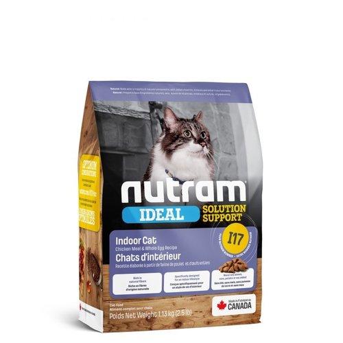 NUTRAM Indoor Shedding Cat I17 1,13kg