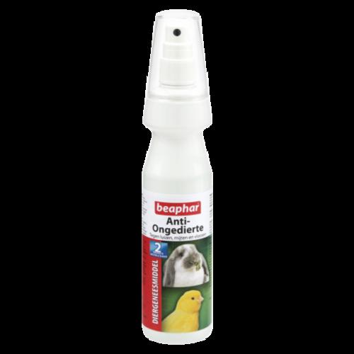 Beaphar Anti-Ongediertespray knaagdier/vogel