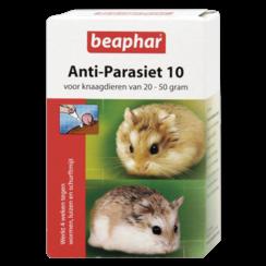 Anti-Parasiet 10 knaagdier 20-50g