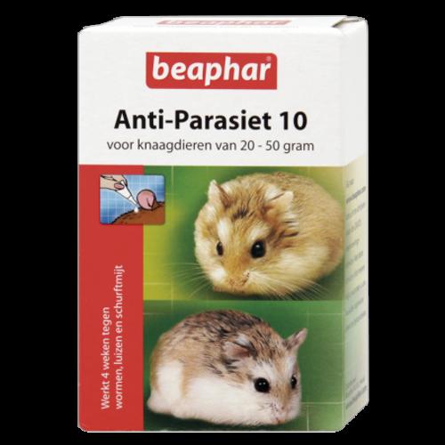 Beaphar Anti-Parasiet 10 knaagdier 20-50g