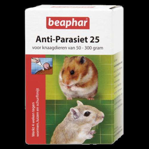 Beaphar Anti-Parasiet 25 knaagdier 50-300g