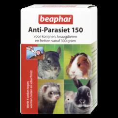 Anti-Parasiet 150 knaagdier >300g
