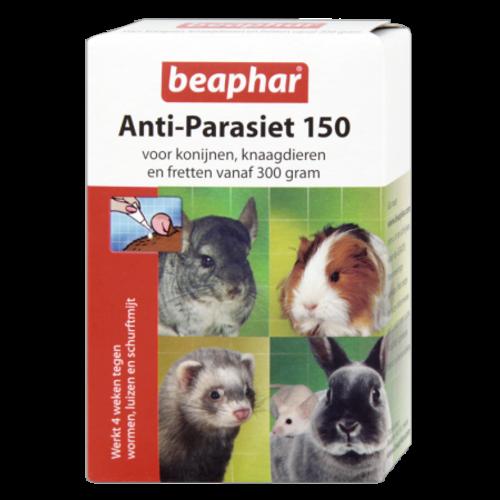 Beaphar Anti-Parasiet 150 knaagdier >300g