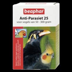 Anti-Parasite 25 bird 50-300g
