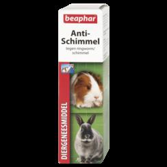 Anti-fungal rodent