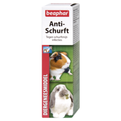 Anti-scabbing rodent
