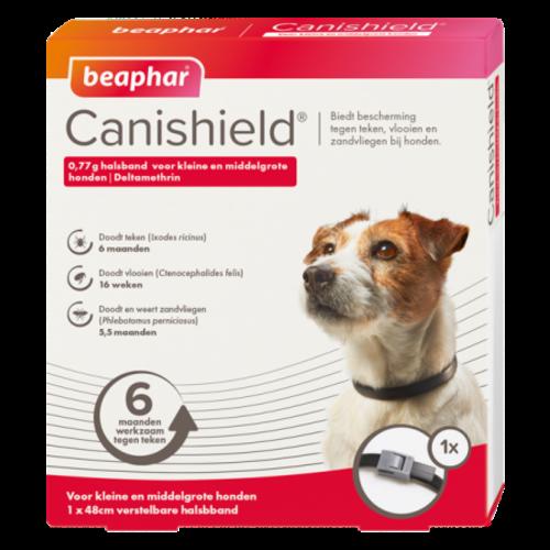 Beaphar Canishield Hund klein / mittel