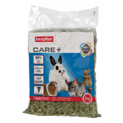 Care+ Timothy Hay 1kg