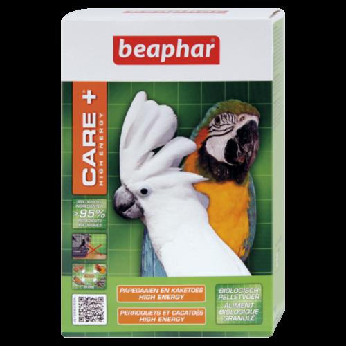 Beaphar Care+ Papagei & Kakadu hohe Energie 1kg