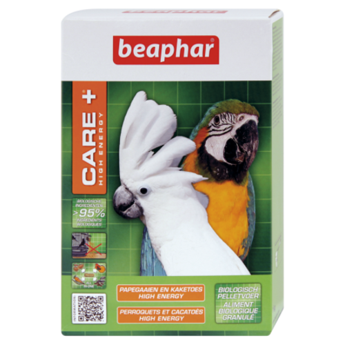 Beaphar Care+ Papegaai & Kaketoe high energy 1kg
