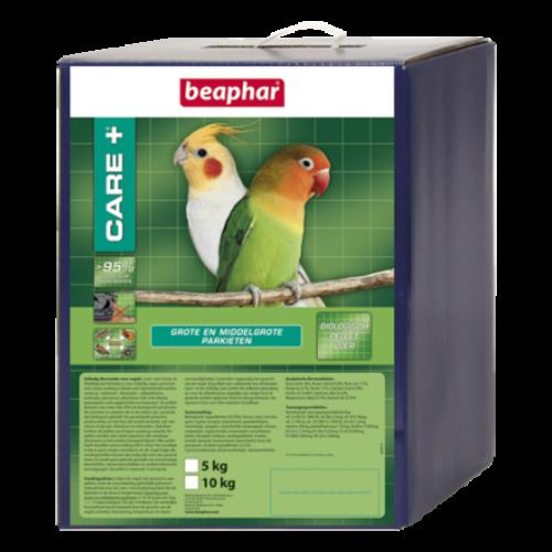 Beaphar Care+ Sittich groß/mittel 5x1kg