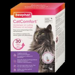 CatComfort starter kit evaporator & filling