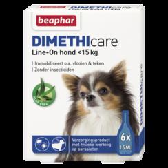 Dimethicare Line-On hond <15kg