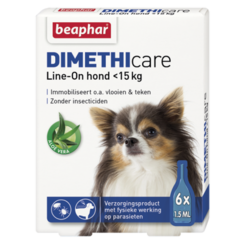Dimethicare Line-On Hund <15kg