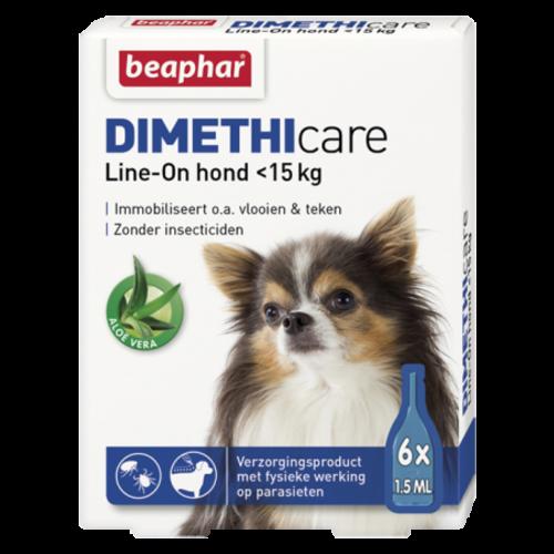 Beaphar Dimethicare Line-On hond <15kg
