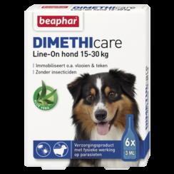 Dimethicare Line-On hond 15-30kg