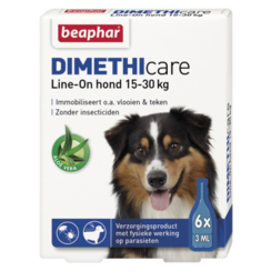 Dimethicare Line-On Hund 15-30kg