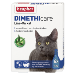 Dimethicare Line-On cat