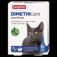 Dimethicare Line-On Katze