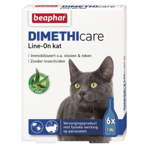 Beaphar Dimethicare Line-On cat