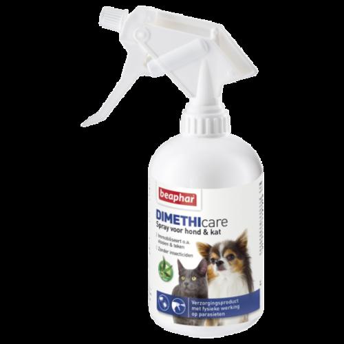 Beaphar Dimethicare Spray hond/kat 500ml