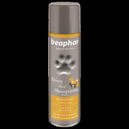 Beaphar Droog Shampooing Mousse hond/kat
