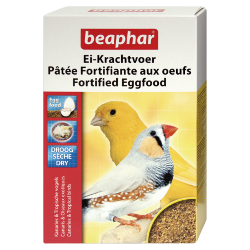 Beaphar Egg Force feed canary & trop.birds 1kg