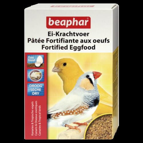 Beaphar Ei-Krachtvoer kanarie & trop.vogels 1kg