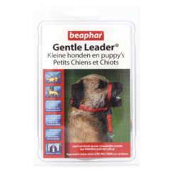 Gentle Leader small red