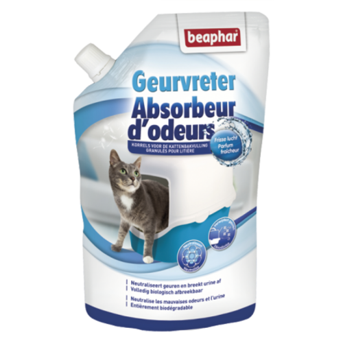 Beaphar Geruchsverzehrer (Katzenklo)