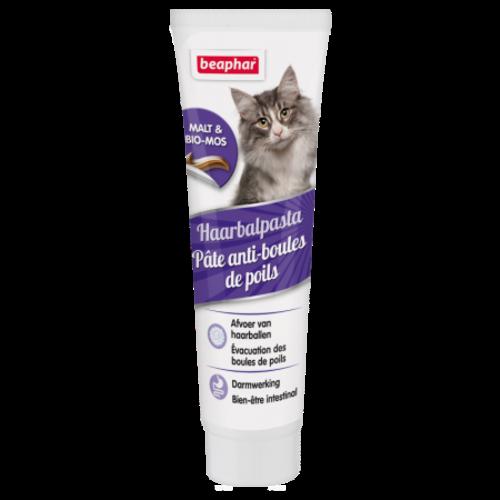 Beaphar Haarballenpaste (mit Malz) Katze