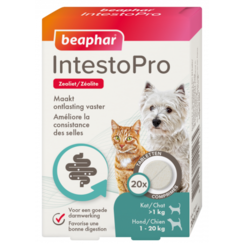 IntestoPro dog/cat up to 20kg (with thin stools)