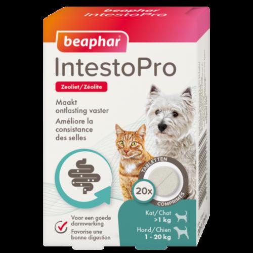Beaphar IntestoPro hond/kat tot 20kg (bij dunne ontlasting)