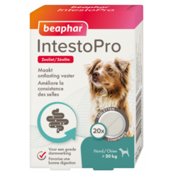IntestoPro dog > 20kg (with thin stools)