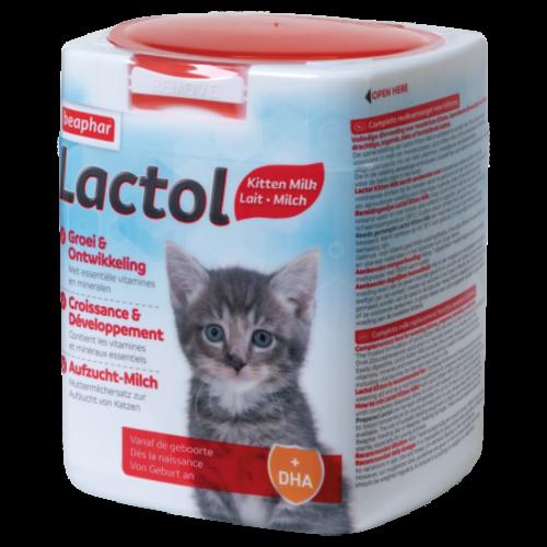 Beaphar Lactol Kitten Milk (melkpoeder) 500g
