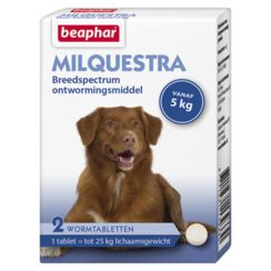 Milquestra dog (5 - 50kg)