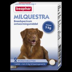 Milquestra hond (5 - 50kg)