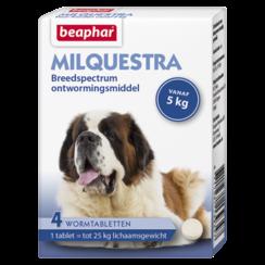 Milquestra hond (5 - 75kg)