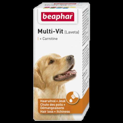 Beaphar Multi-Vit hond 20ml