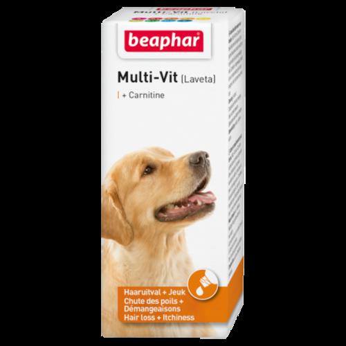 Beaphar Multi-Vit hond 50ml
