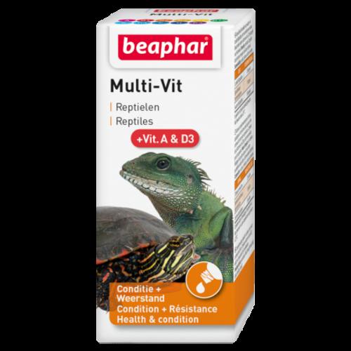 Beaphar Multi-Vit reptielen 20ml