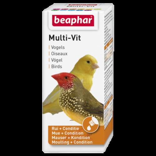Beaphar Multi-Vit vogels 20ml