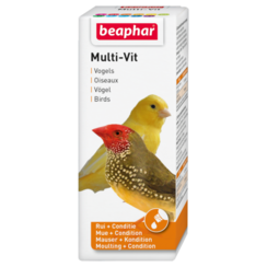 Multi-Vit-Vögel 50ml