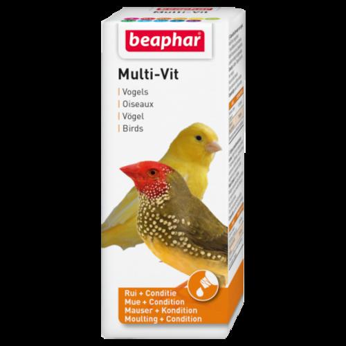 Beaphar Multi-Vit vogels 50ml