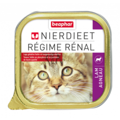 Kidney diet Lamb cat