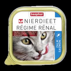 Kidney diet Salmon cat