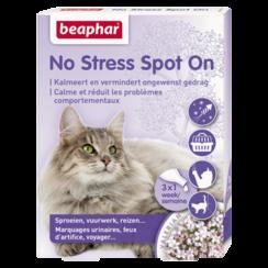 Kein Stresspunkt auf Katze