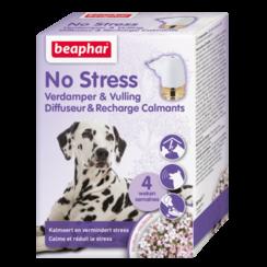 No Stress evaporator & stuffing dog
