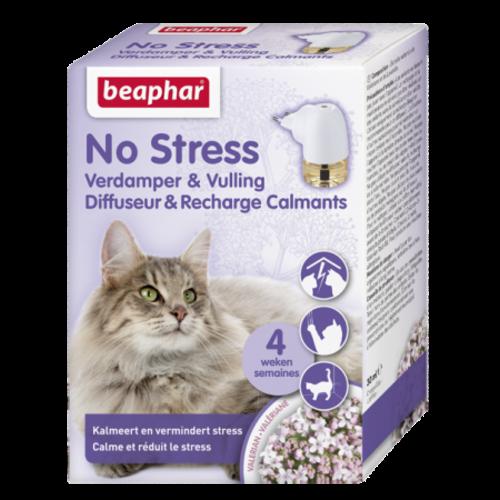 Beaphar No Stress verdamper & vulling kat