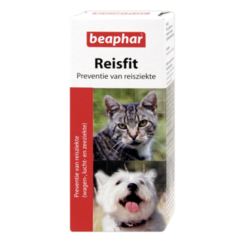 Reisfit Hund/Katze 10st